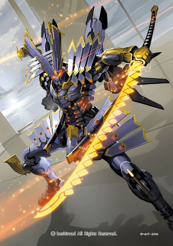 Cardfight!! Vanguard by TakayamaToshiaki on DeviantArt