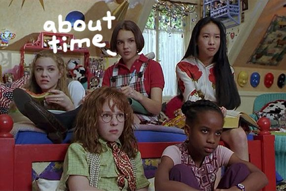 The Cast Of The Baby-Sitters Club Just Had A Reunion For The Film's 20-Year Anniversary! Check Out What Rachael Leigh Cook & Co. Look Like Today!