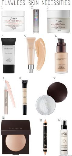 FLAWLESS SKIN NECESSITIES | BLONDER AMBITIONS