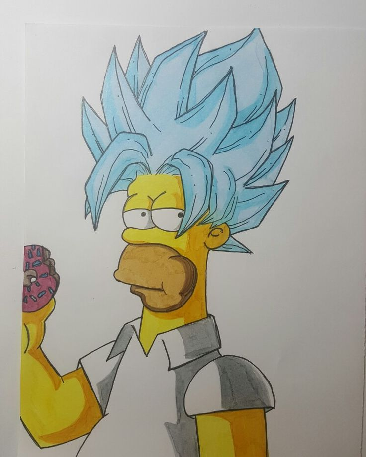 22 best images about dragon ball z learn to draw goku - Comment dessiner goku ...