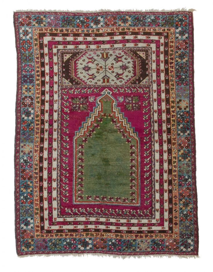 Kirsehir 5ft. 5in. x 4ft. 165 x 122 cm Turkey circa 1850