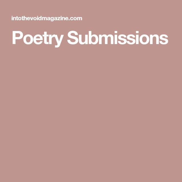 The 25+ best Poetry submissions ideas on Pinterest | Blue mountain ...