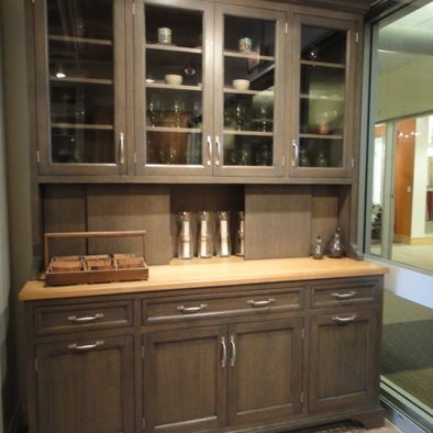 Great Butler Pantries And Sure To Be A Room Centerpiece
