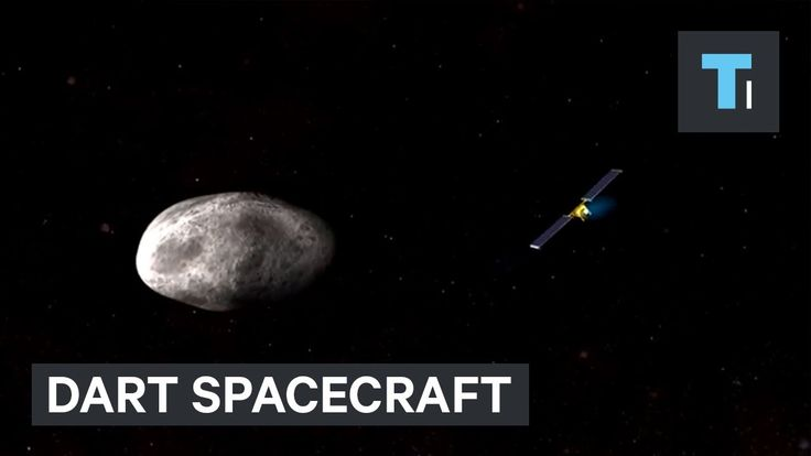 NASA plans to deliberately crash DART spacecraft into an asteroid - YouTube