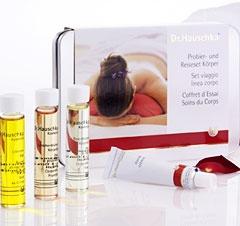 Dr.Hauschka Körper Verwöhnset - duftende Pflege für samtweiche Haut - Dr.Hauschka Kosmetik - Kontrollierte Naturkosmetik - Aus der Natur für den Menschen