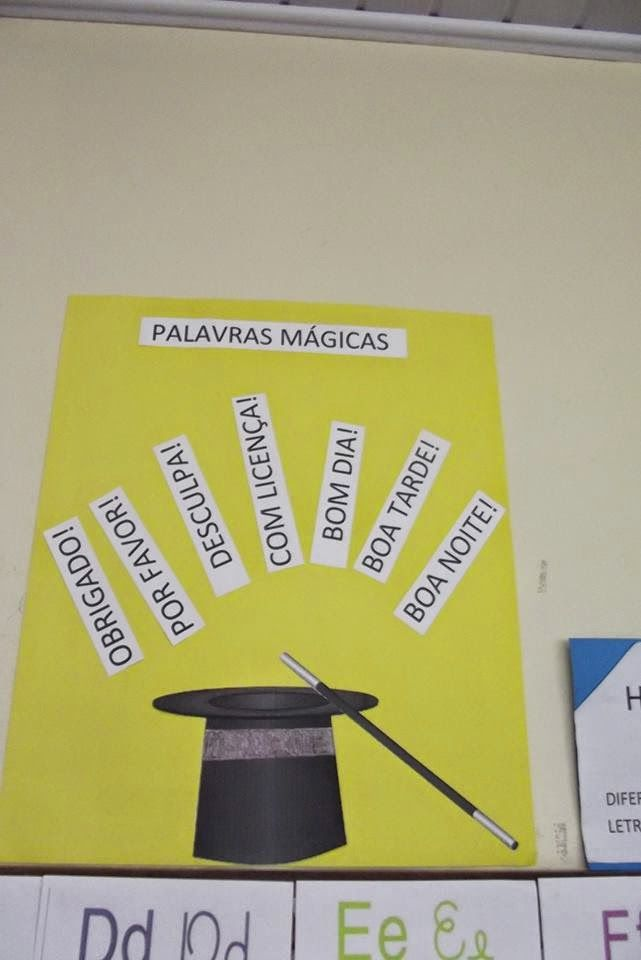 Cantinho Alternativo: Dicas de Decoração Para a Sala de Aula                                                                                                                                                     Mais