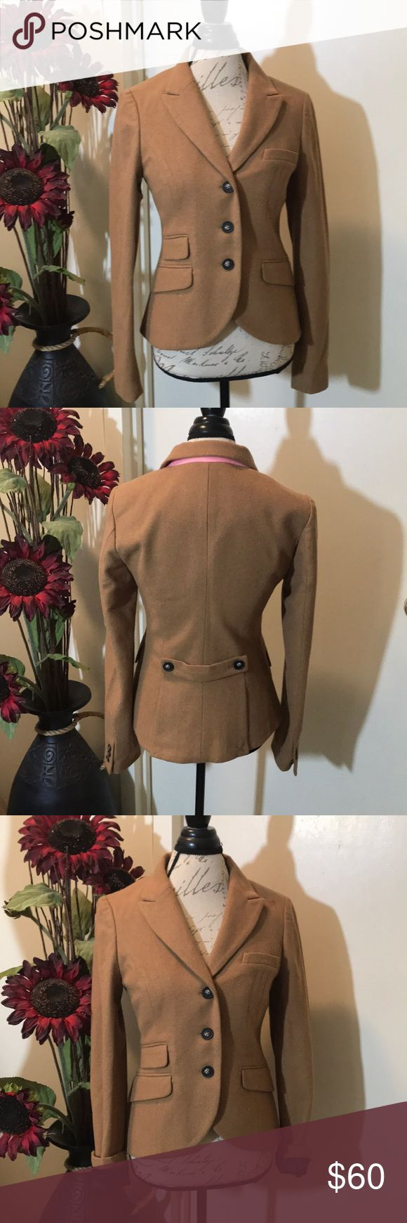 Jack Wills Jack Wills fabulously British wool blazer Jack Wills Jackets & Coats Blazers