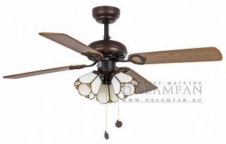 Потолочный вентилятор (люстра - вентилятор) Madras (Мадрас)