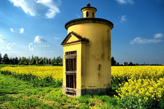 Primavera in romagna, via Flickr.