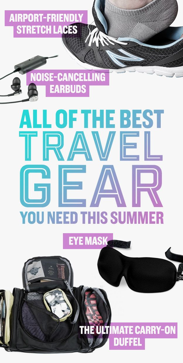 27 Incredible Travel Products You Didn't Know You Needed