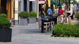 Designer Outlet Experience in Roermond, NL