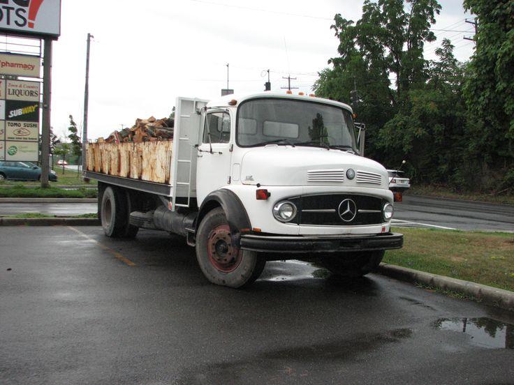 130 besten mercedes trucks bilder auf pinterest oldtimer for Mercedes benz 663