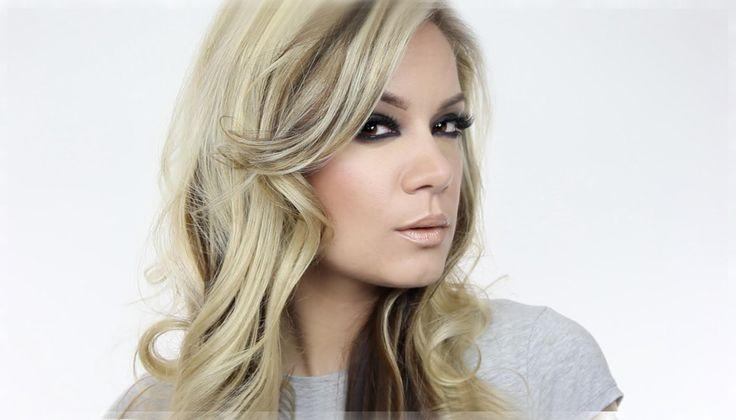 Pamela Anderson Playboy Magazine Inspired Makeup Tutorial