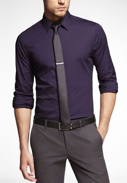 37 best shirt tie combos images on pinterest for Ties that go with purple shirts