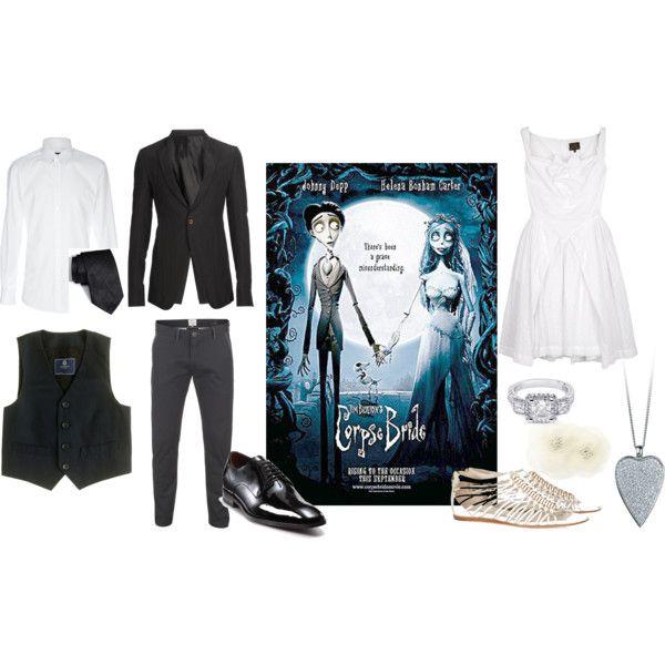 th corpse bride style @thegirlbackstage