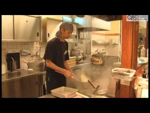 【動画】<QBC特選グルメ企画> 昭和27年創業。継ぎたしスープで守られる伝統の味「久留米ラーメン清陽軒」