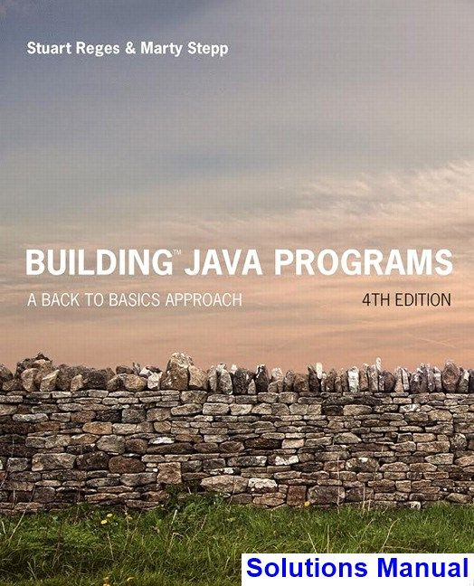 50 best solutions manual download images on pinterest manual building java programs a back to basics approach 4th edition reges solutions manual test bank fandeluxe Images