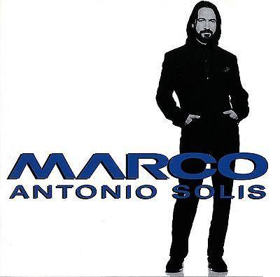 Marco by Marco Antonio Solis (Dec-2002, Fonovisa) CD