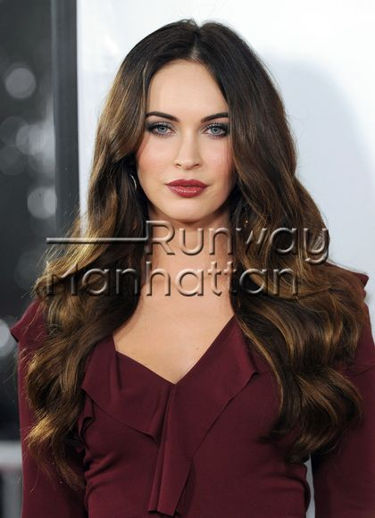 megan fox hair styles megan fox arriving at the los angeles premiere of quot this is 4082 | 36edbffaeab88bcb0228bb02f8437847 long wavy hair hairstyle for long hair
