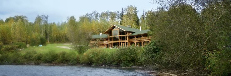 Bear Claw Lodge | Eco-tourism on the Kispiox River, BC.