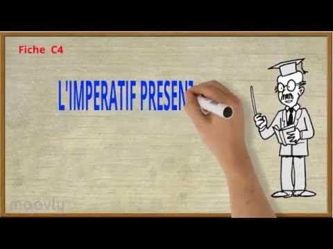 C4 - L'impératif présent (1er et 2ème groupes) - YouTube