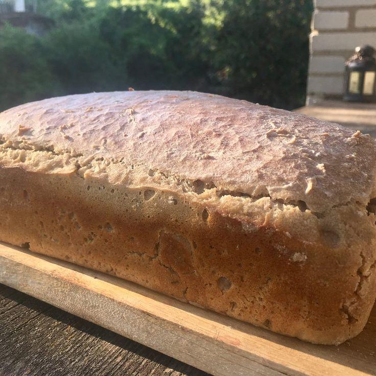 Kváskový chlieb ražný