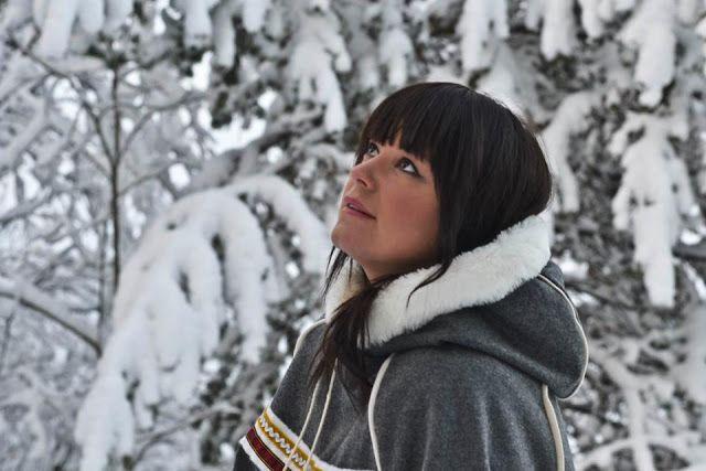 Kjersti sin blogg: Ragnhild sin luhkka