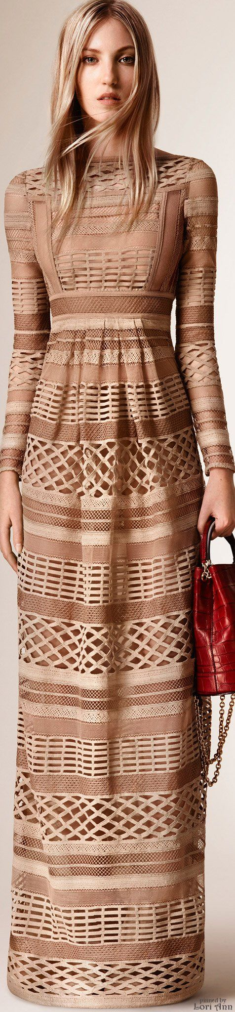 Burberry Prorsum Resort 2016