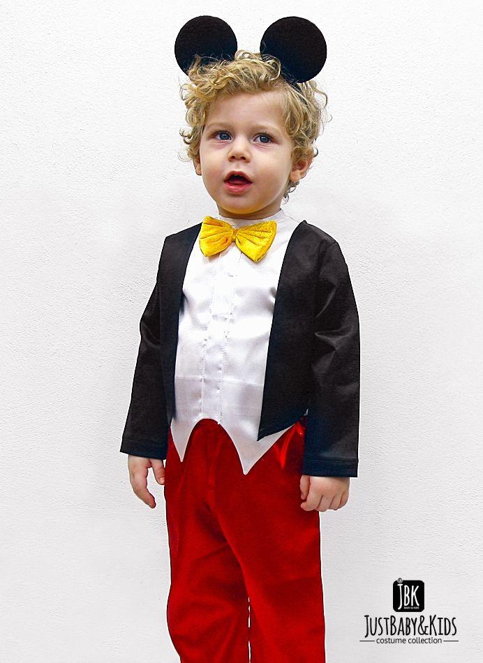 CCE11 Mickey Mouse Kostüm Just Baby & Kids - Bebek ve Çocuk Kostüm - Giyim #mickey #mouse #costume #babymickey #mousecostume #kostum