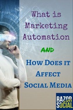 This is a great blog post by Ian - What is Marketing Automation and How Does it Affect Social Media?
