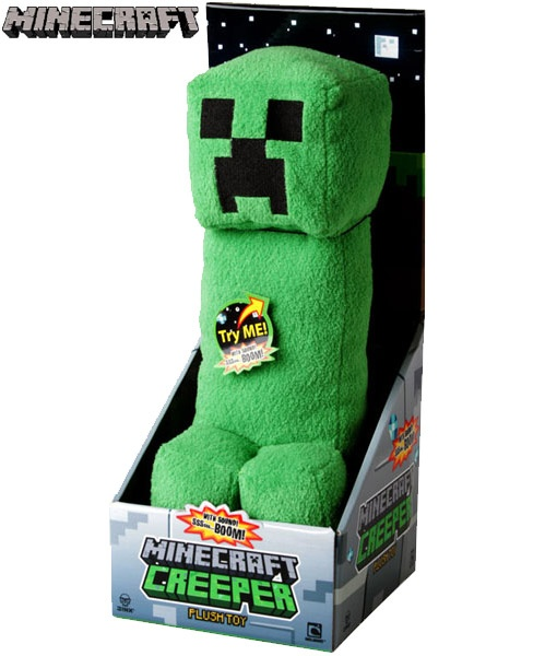 That's a very nice creeper doll you have there...