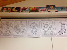 Lezen - letterposters