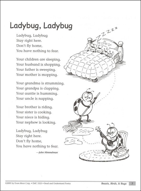 Image Result For 4th Grade Poems English Pinterest
