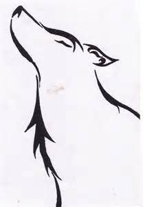 simple wolf tattoo - Bing Images