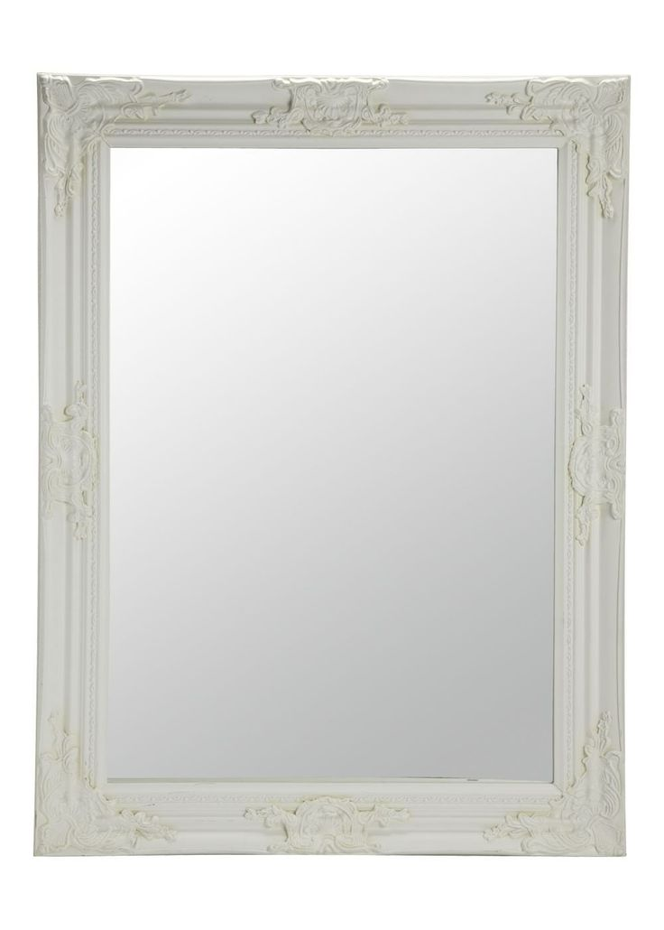 One of our customer favourites. Renaissance Style Framed Mirror 83cm x 63cm - Matalan £25 #mirror #mirrors