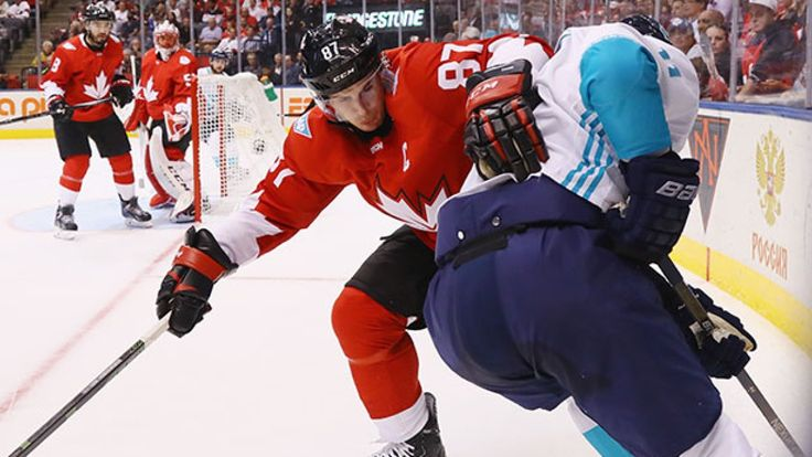 World Cup of Hockey final: Canada vs. Europe