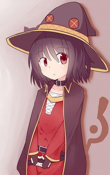 megumin konosuba anime anime manga anime anime