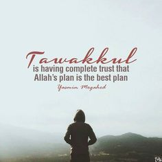 """""..And Allah is The Best of Planners."" (Qur'an 3:54)…"