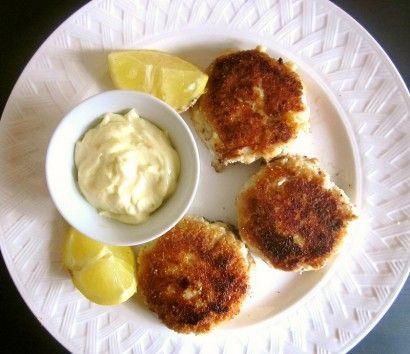 Tilapia Croquettes with Lemon Aioli | Tasty Kitchen: A Happy Recipe Community!