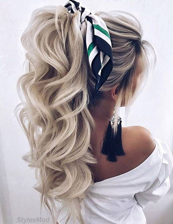 Marvelous Bridal Hairstyles For Long Hair On Wedding Day. Looking for a Wedding day Hairstyles for Every girls? Look at here to wear the Modern Look of 2018 Long Hairstyles for Bridal Girls and women. Wedding day is the most important day of your life so be stylish and gorgeous on this day.