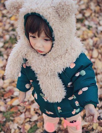 annikaアメリンペンディング(グリーン) - 韓国子供服amber,annikaのtsubomiかわいい輸入服のセレクトショップ
