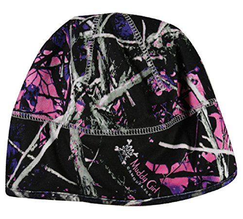 "Muddy Girl Camo Performance Fleece Beanie with Ponytail Opening, Ladies 8"" (Muddy Girl Q3, Juniors/Ladies S-M) Camo Chique http://www.amazon.com/dp/B00QR30N4M/ref=cm_sw_r_pi_dp_ZPdIub0T3XJXC #muddygirl #pinkcamo"