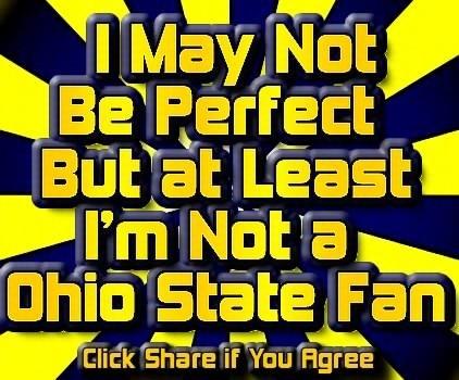 Oh how we hate Ohio State #BeatOhio #PinToWin