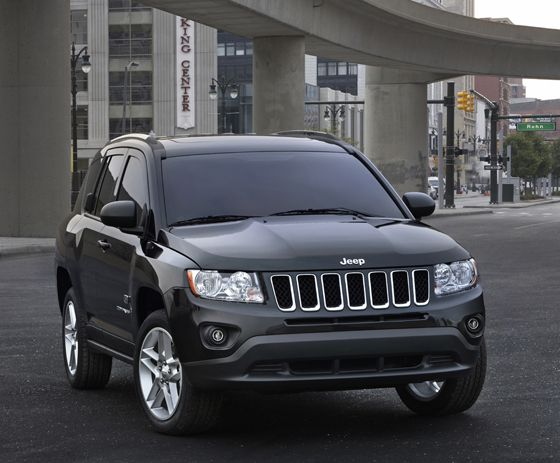 2011 Jeep Compass 70th Anniversary Edition