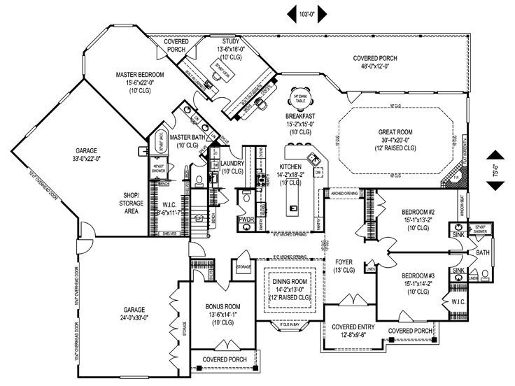 155 best floor plans images on pinterest | dream house plans