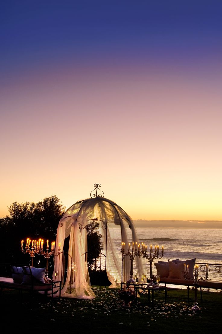 12 Apostles Hotel & Spa, South Africa #CapeTown #wedding
