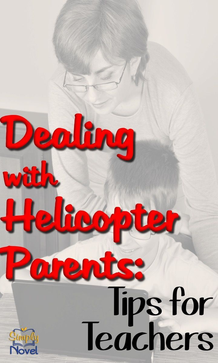 melhores ideias sobre helicopter parent no dealing helicopter parents tips for teachers