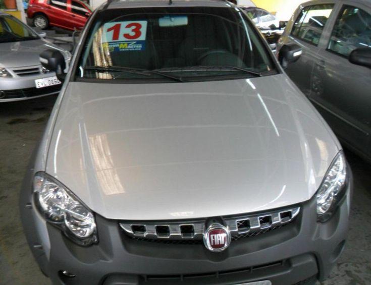 Strada Adventure CE Fiat model - http://autotras.com