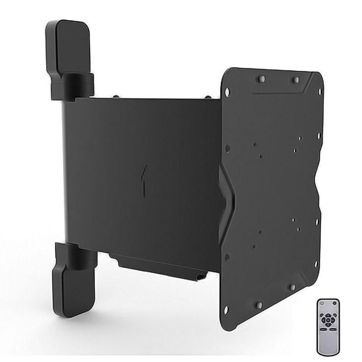 motorisierte tv wandhalterung elektrisch fr lcd led plasma tvs monitor diagonale und vesa max schwenkbar - Motorisierte Tvhalterung Unter Dem Bett