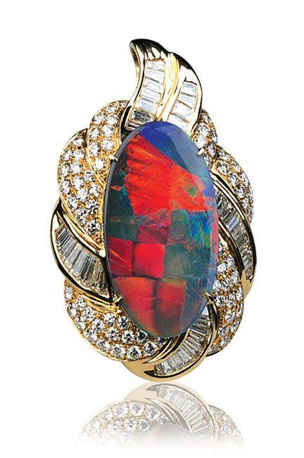 opal+engagement+rings+australia | Wedding Rings I Custom Made Diamond Engagement Rings I Wedding Rings ...